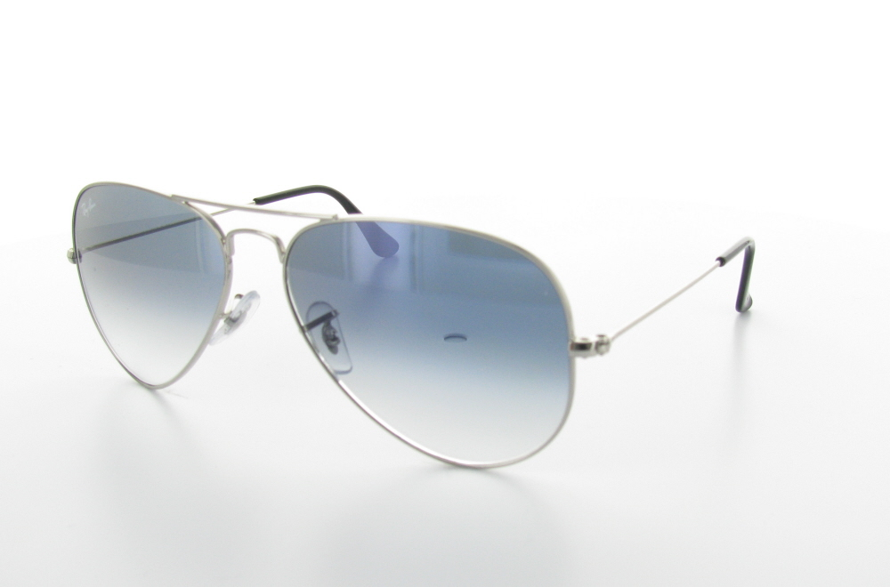 ray ban blue aviators ubu9  Ray-Ban sunglasses, lenses with a blue gradient