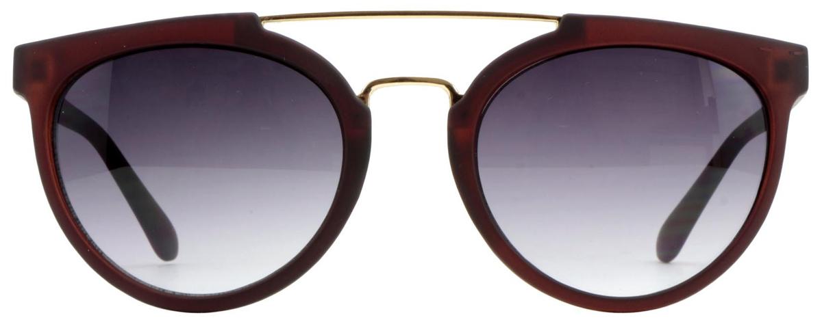 iyu design braune sonnenbrille gl ser mit farbverlauf. Black Bedroom Furniture Sets. Home Design Ideas