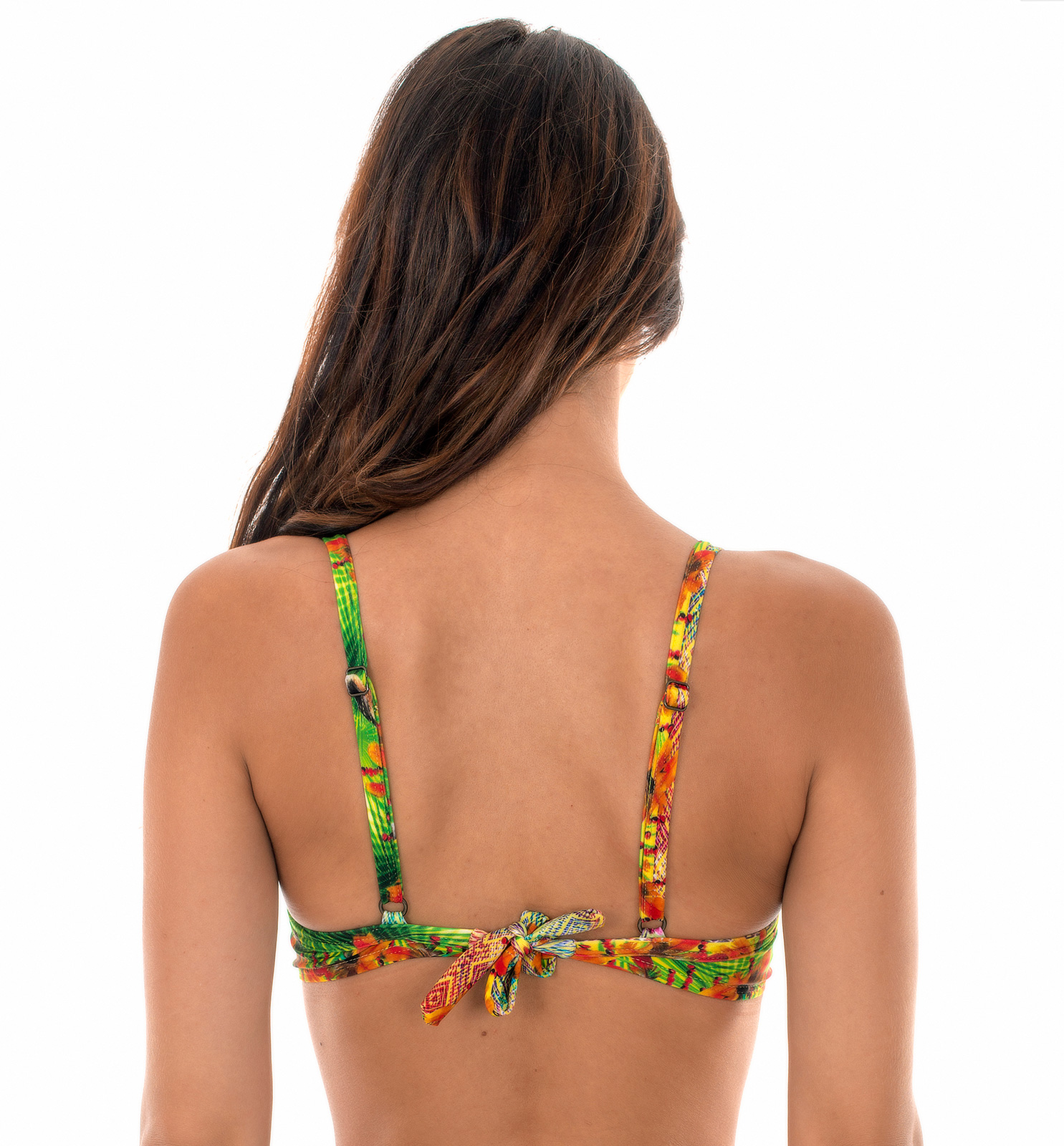 b4fc47eaef Push-up Balconnet Printed Tropical Bra - Soutien Terra Amazonia Fio ...
