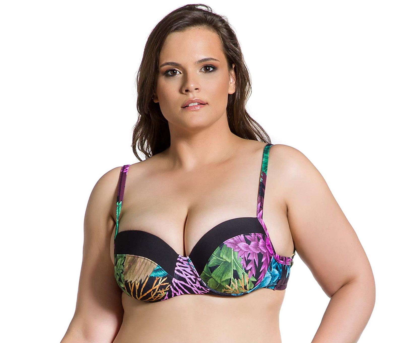 Plus Size Brazilian Bikini