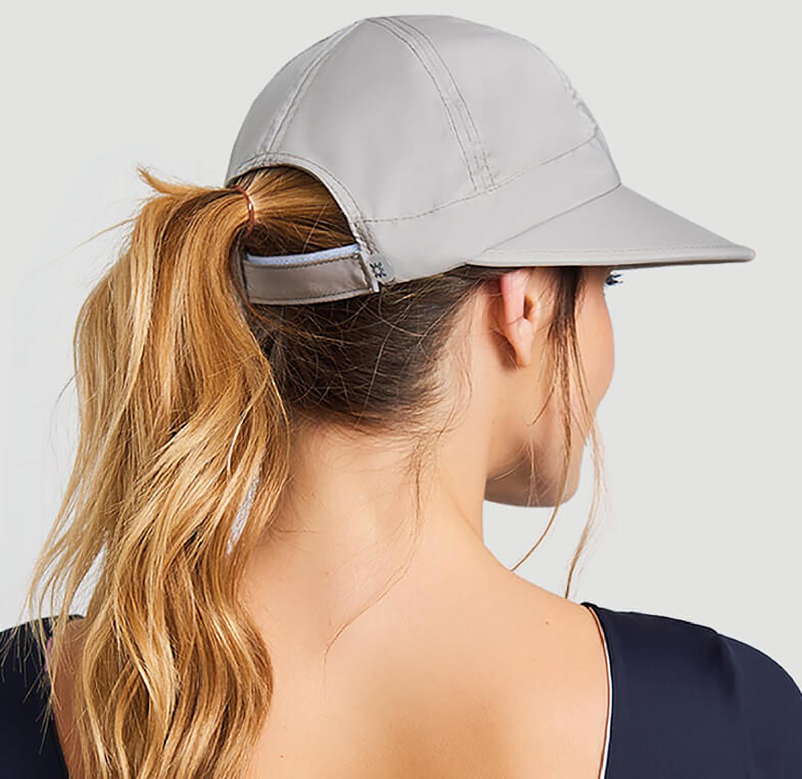 d77b20d30 LINE; Beige women cap - SPF50 - VISEIRA NICE KAKI - SOLAR PROTECTION UV.LINE